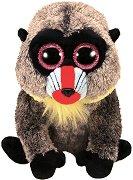 """Бабуин - Wasabi - Плюшена играчка от серията """"Beanie Boos"""" - играчка"""