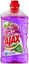 Универсален почистващ препарат с аромат на люляк - Ajax - Разфасовка от 1 l -