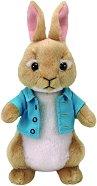 """Зайчето Питър - Плюшена играчка от серията """"Beanie Bables"""" - играчка"""