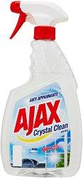 Почистващ препарат за стъкло и прозорци - Ajax - Разфасовка от 500 ml - спирала