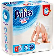 Pufies Sensitive Pants 6 - Extra Large -