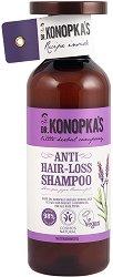 Dr. Konopka's Anti Hair-Loss Shampoo - Натурален шампоан против косопад - продукт