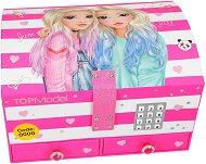 Кутия за бижута - Топ Модел: June and Jill -
