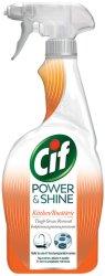 Почистващ препарат за кухня с портокал и мандарина - Cif - Разфасовка от 0.750 l - продукт