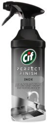 Почистващ препарат за неръждаема стомана - Cif - Разфасовка от 435 ml -