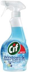 Почистващ препарат за стъкло и прозорци - Cif - продукт