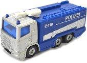 """Полицейски камион - Scania R380 - Метална играчка от серията """"Super: Police"""" - играчка"""