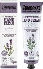 Dr. Konopka's Protective Hand Cream - Натурален защитен крем за ръце - продукт