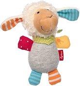 """Овца - Плюшена играчка за бебе от серията """"Boller Schafle"""" -"""
