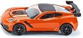 """Спортна кола - Chevrolet Corvette ZR1 - Метална играчка от серията """"Super: Private cars"""" - количка"""