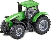 "Трактор - Deutz Fahr TTV 7250 Agrotron - Метална играчка от серията ""Super: Agriculture"" - играчка"