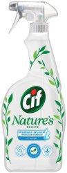 Почистващ препарат за баня - Cif - Разфасовка от 750 ml - дамски превръзки