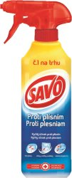 Почистващ препарат против плесен - Savo -