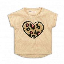 """Детска тениска - 100% памук от серията """"MINOTI Basics"""" -"""