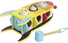 Удари астронавтите - Детска играчка -