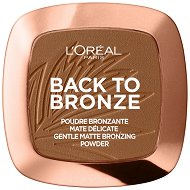 L'Oreal Back To Bronze Gentle Matte Bronzing Powder - Бронзираща пудра за лице с матов ефект - шампоан