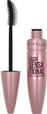 Maybelline Lash Sensational Full Fan Mascara Burgundy - Спирала за обемни мигли в цвят бургунди - продукт