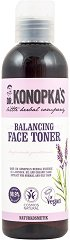 Dr. Konopka's Balancing Face Toner - Натурален балансиращ тоник за лице за нормална и мазна кожа - маска
