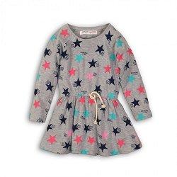"""Детска рокля - От серията """"MINOTI Basics"""" -"""