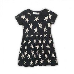 """Детска рокля - 100% памук от серията """"MINOTI Basics"""" -"""
