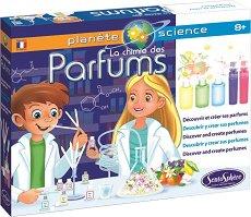 Лаборатория за парфюми - играчка