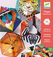 Киригами - Животни - Творчески комплект -