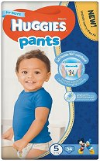 Huggies Pants Boy 5 - продукт