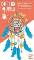 Направи сама капан за сънища - Golden Owl - творчески комплект