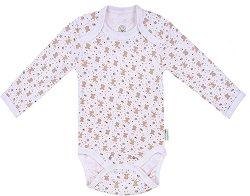Бебешко боди - 100% органичен памук -