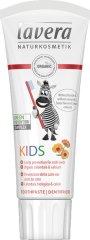 Lavera Kids Toothpaste - Детска паста за зъби с плодов вкус и без флуорид -