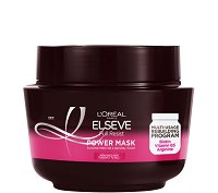 Elseve Full Resist Power Mask - Подсилваща маска за слаба и склонна към накъсване коса - крем