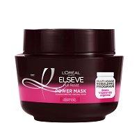 Elseve Full Resist Power Mask - Подсилваща маска за слаба и склонна към накъсване коса - балсам