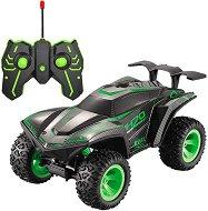 Кола с пушек - Steam H2o Racer - Играчка с дистанционно управление и светлинни ефекти - образователен комплект