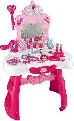 Детска тоалетка - Комплект за игра със светлинни и звукови ефекти -