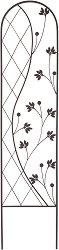 Декоративен панел за увивни растения - Yin and Yang