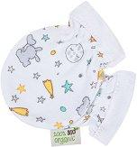 Бебешки ръкавички - 100% органичен памук -