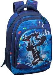 Ученическа раница - Eastwick: Blue Skater - раница