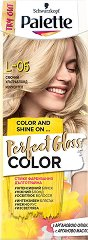 Palette Perfect Gloss Color - Изрусител за коса -