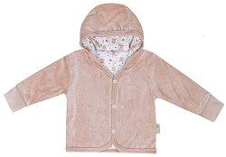 Бебешки суитшърт - 100% органичен памук -