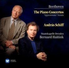 Andrаs Schiff - Beethoven: The Piano Concertos, Appassionata Sonata -