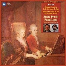 Andre Previn, Radu Lupu - Mozart: Double Concerto, Piano Concerto No. 20 -