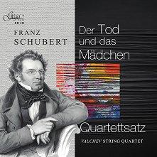 Valchev string quartet - Franz Schubert: Der Tod und das Mädchen, Quartettsatz -