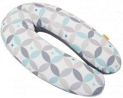Възглавница за бременни и кърмачки - Graphic - продукт