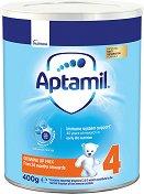 Мляко за малки деца - Aptamil Pronutra Advance 4 - Опаковки от 400 g или 800 g за след 24 месеца -