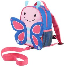 Детска раница - Пеперудата Блосъм -