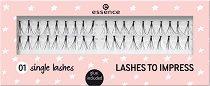 Essence Lashes To Impress Single Lashes -