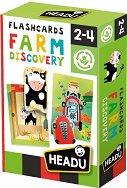 """Ферма - Детска образователна игра от серията """"Headu: Методът Монтесори"""" - пъзел"""