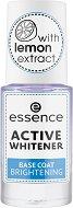 Essence Active Whitener Base Coat - Избелваща база за нокти -