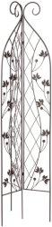 3D декоративен панел за увивни растения - Yin and Yang Triptic