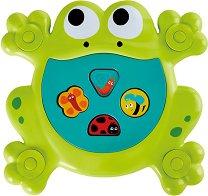 Жабка - Детска играчка за баня -